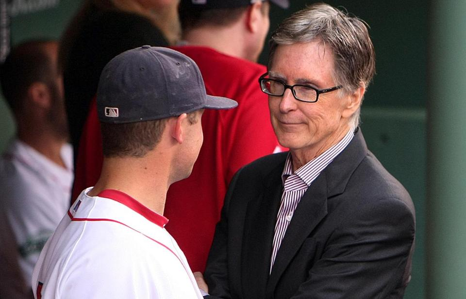 Is it time for Red Sox owner John Henry to consider breaking up his roster?
