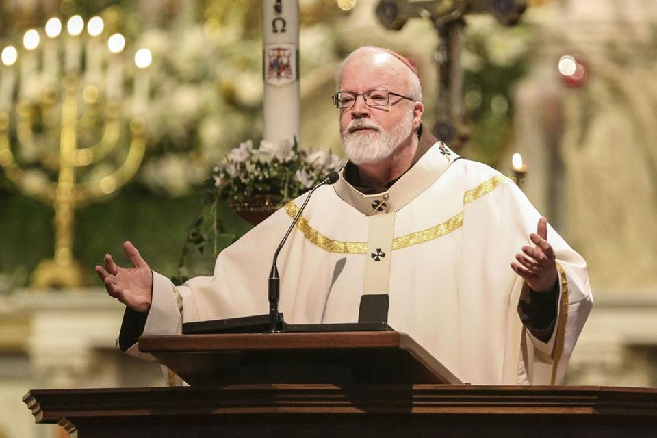 "Cardinal Sean P. O'Malley has said he is ""profoundly concerned'' that religious liberty has been eroded."
