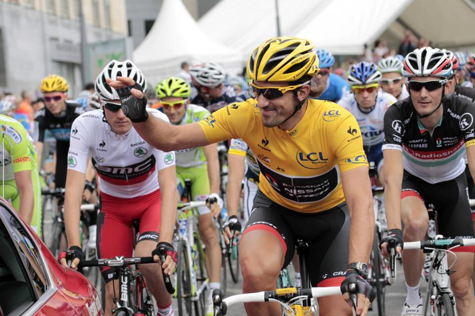 The Tour de France began Saturday and will last until July 22. The Tour is three weeks of very serious, complicated, grueling and sometimes dangerous biking.
