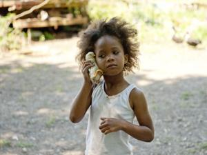"Quvenzhané Wallis (a nominee for best actress in a leading role) was only 6 years old when she starred in ""Beasts of the Southern Wild."""