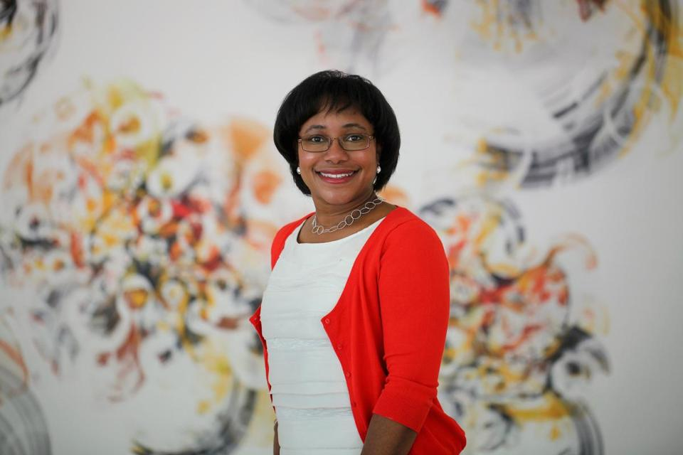 Paula Hammond, MIT professor of chemical engineering.