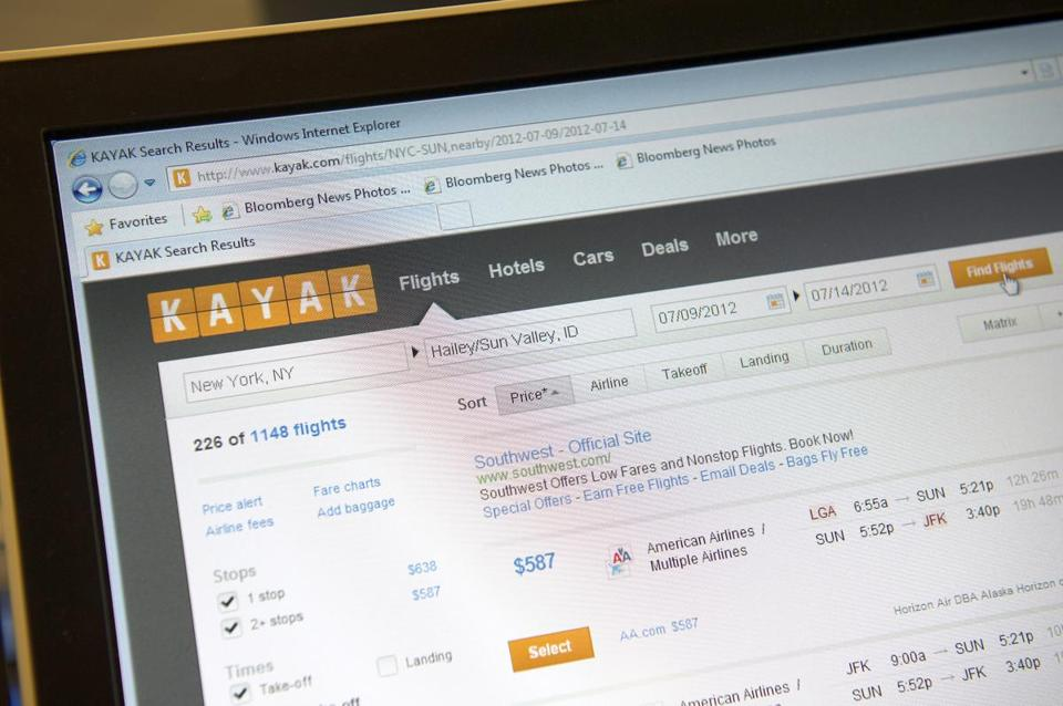 Kayak announced last month that it was expanding a relationship with Amadeus, a software company that provides pricing and availability Web searches for airline flights.