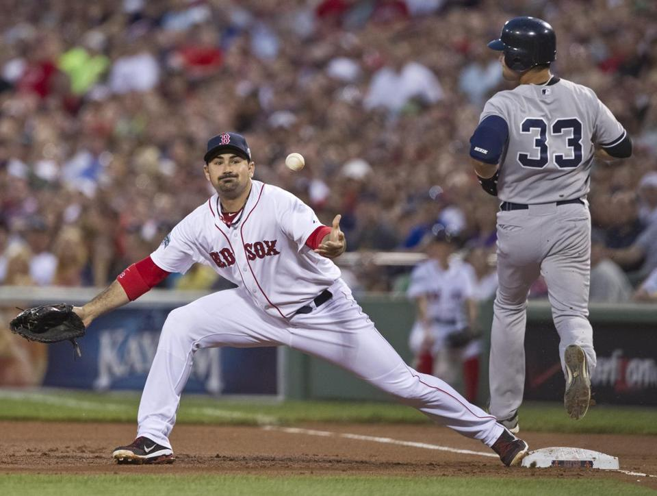 Will viewers continue to tune in if Adrian Gonzalez and the Red Sox falter in the second half?