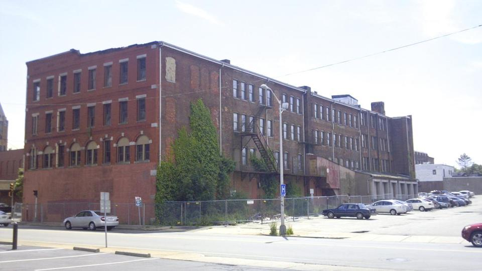 Developers at Trinity Financial had hoped to preserve the 122-year-old brick structure.