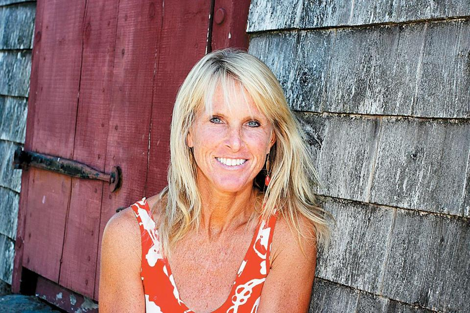 Elin Hilderbrand has been living on Nantucket since 1994.