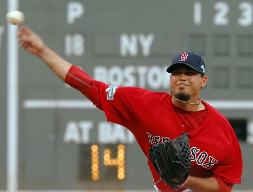 The Red Sox will need strong performances from starting pitchers like Josh Beckett if they are to compete for a playoff spot.