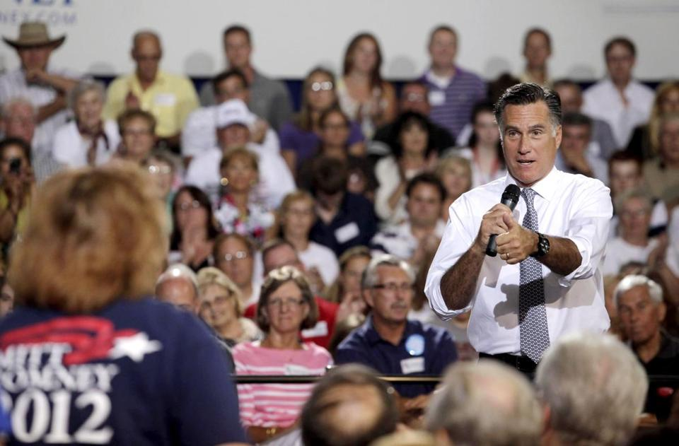 Mitt Romney has pledged to release a complete 2011 tax return but said he will end his disclosures after that.
