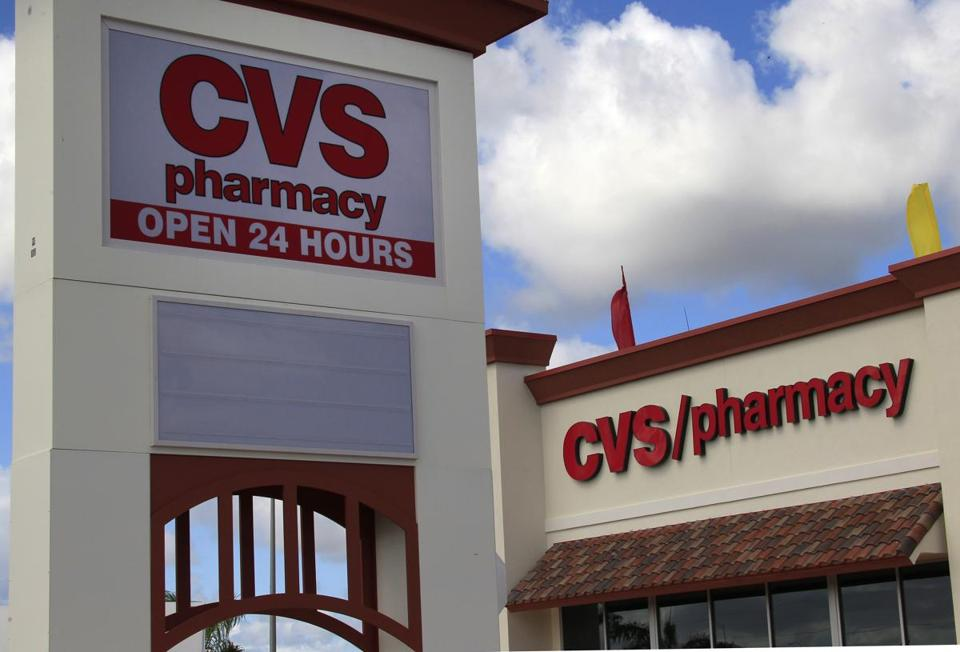 CVS Caremark's income was up 6 percent last quarter.