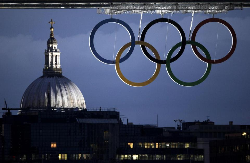 London again hosts the Games beginning this week, when some 10,500 athletes will take the world stage.