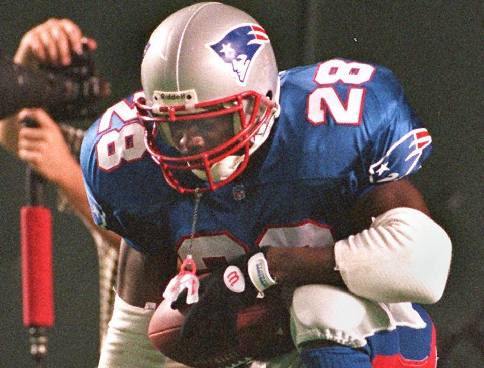 Starting with his rookie season, Curtis Martin rattled off 10 straight 1,000-yard rushing seasons.
