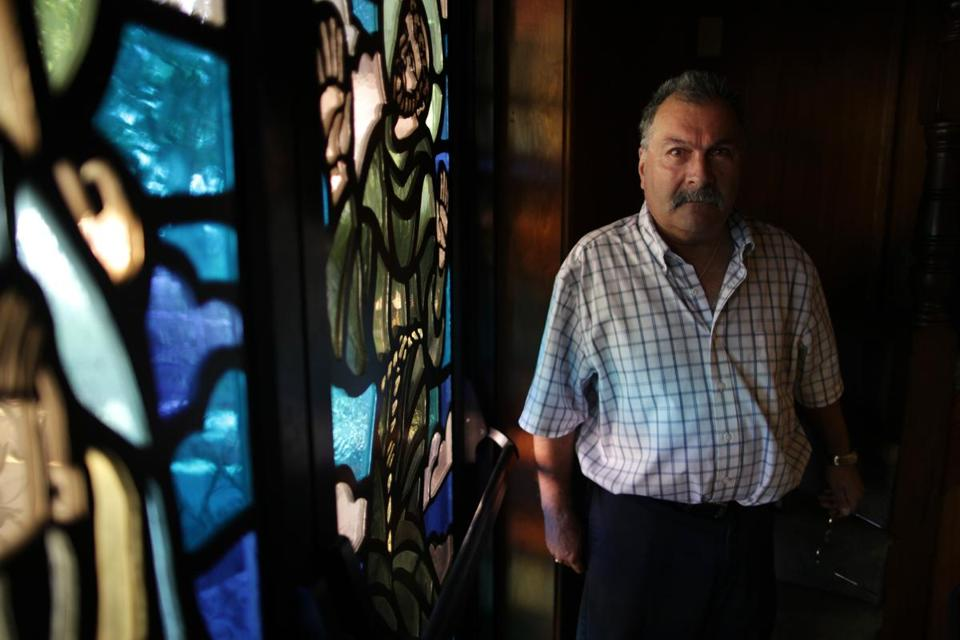 George Greenan, who attended Mass Saturday at Our Lady of Czestochowa Church, said parishioners were surprised.