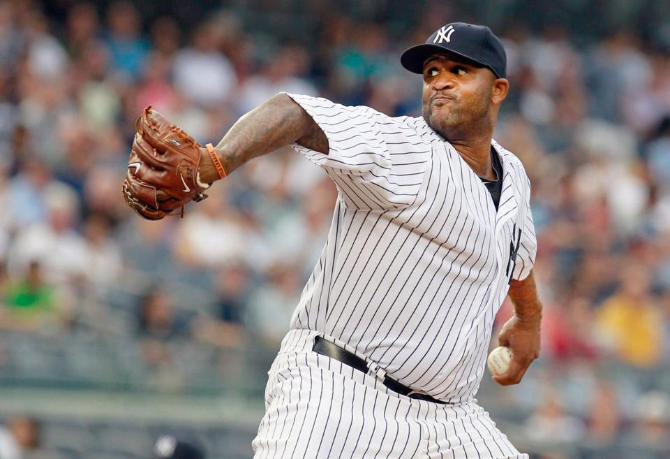 Yankees ace CC Sabathia got his 12th win in 20 starts against the Mariners.