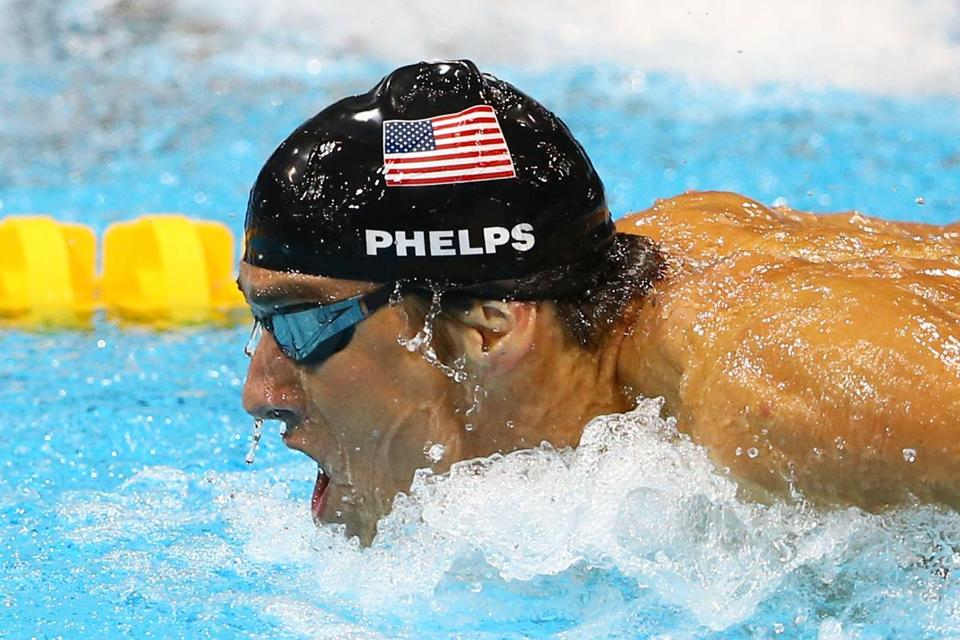 Michael Phelps capped off his remarkable Olympic run with a gold in the 4 x 100 medley.