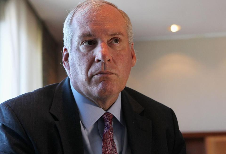 """We don't get to pick the timing of a global slowdown,"" Eric Rosengren said. ""If there's a slowdown and you have an independent central bank, the appropriate response is to act. I think that's exactly what we should do."""