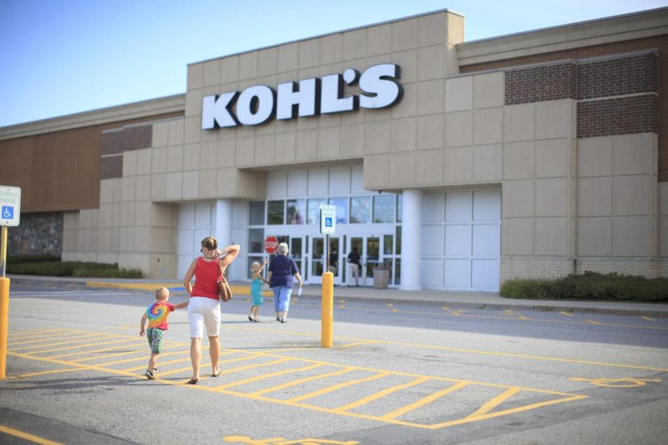 Kohl's recently added digital shelf signs and price tags.