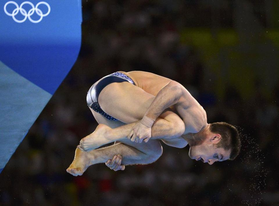 It came down to his final dive, but American David Boudia came through to beat China's Qiu Bo to win the gold.