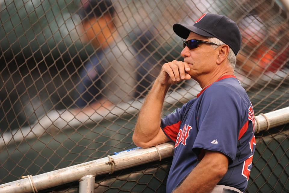 Bobby Valentine's first season as Red Sox manager has been marred by an apparent lack of respect from players.
