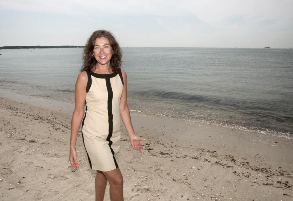 Audra Parker, chief executive of the Alliance to Protect Nantucket Sound.