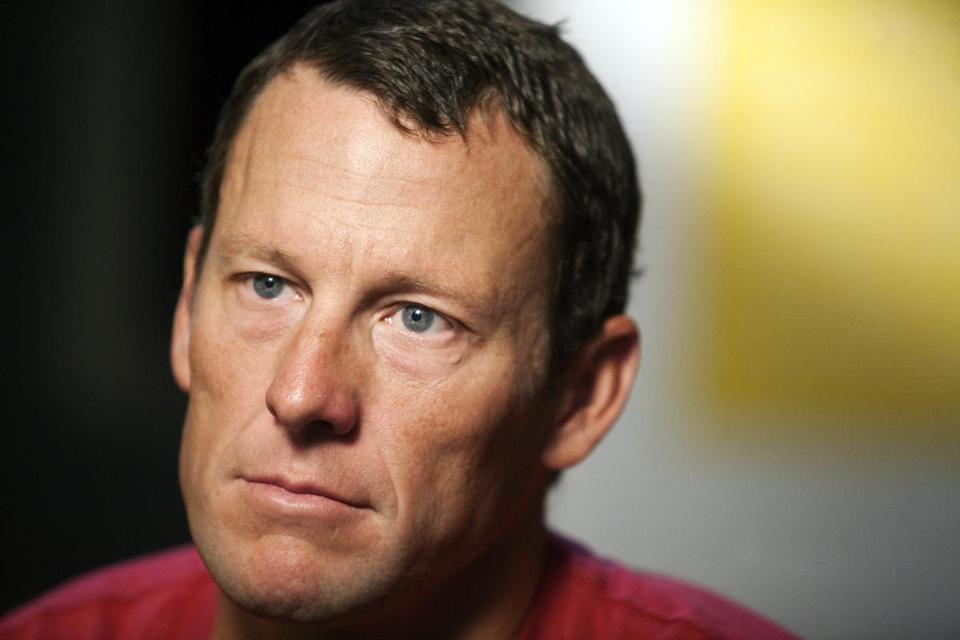 ''There comes a point in every man's life when he has to say, 'Enough is enough.' For me, that time is now,'' Lance Armstrong said in a statement sent to The Associated Press.