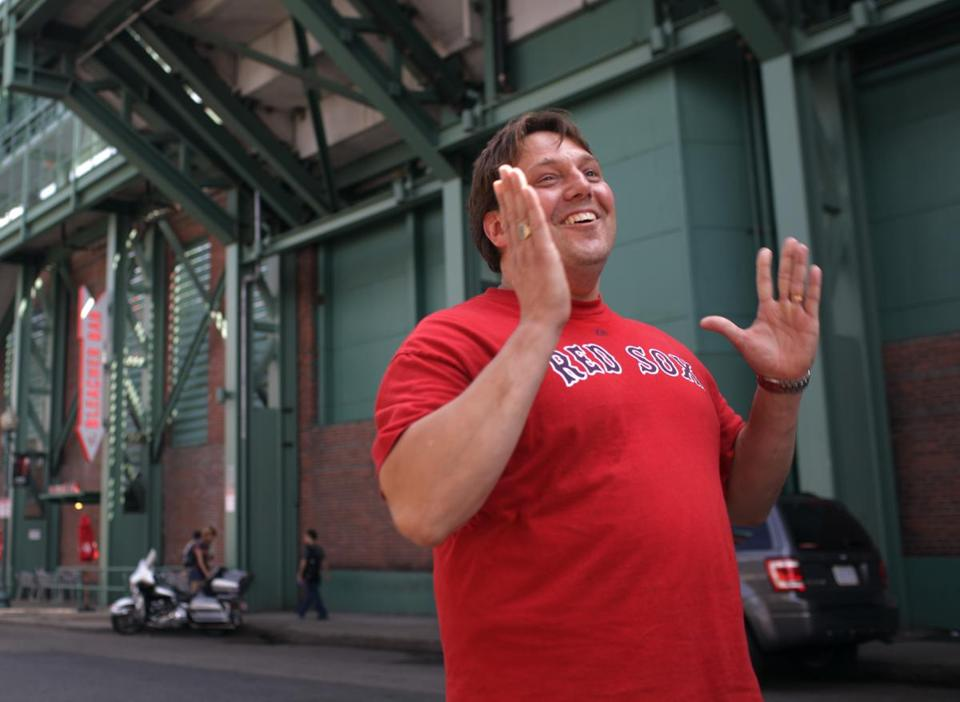 """They had to do something to shake things up. I scream at the TV . . . every night,"" said Red Sox fan Tony Graziano."