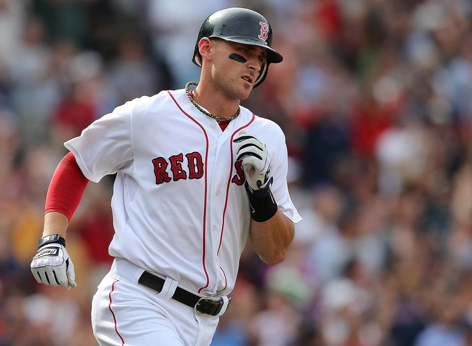 Will Middlebrooks showed promise before suffering a season-ending wrist injury last year.