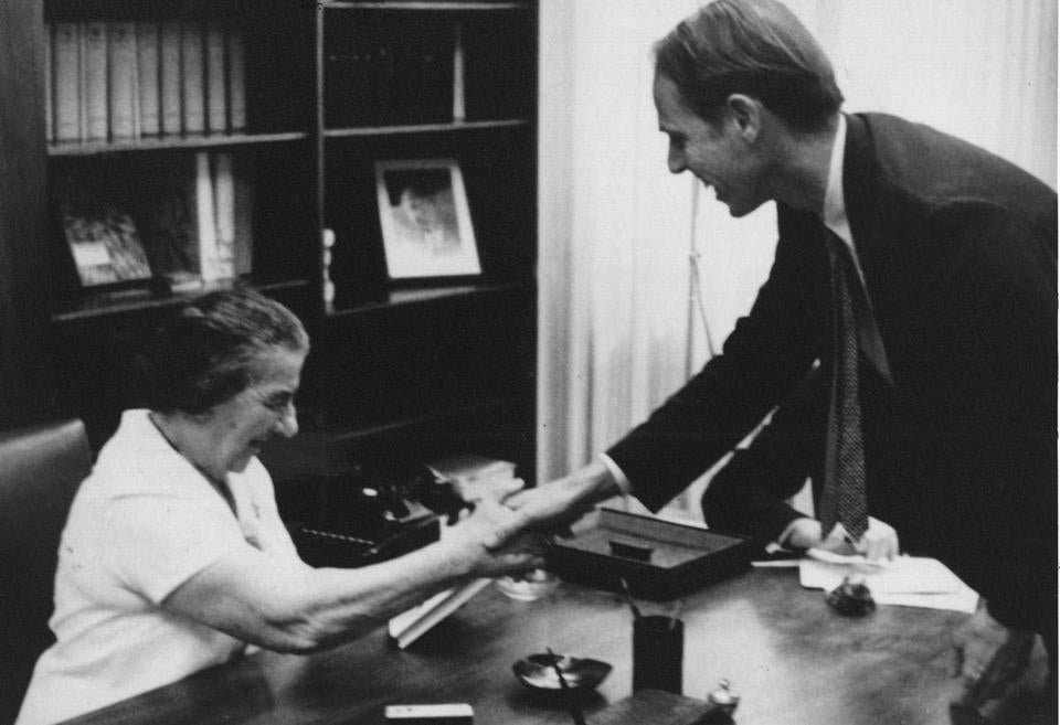 "Mr. Fisher cowrote the bestseller ""Getting to Yes: Negotiating Agreement without Giving In."" In 1970, he presented Golda Meir, Israel's prime minister, with a copy of one of his books."