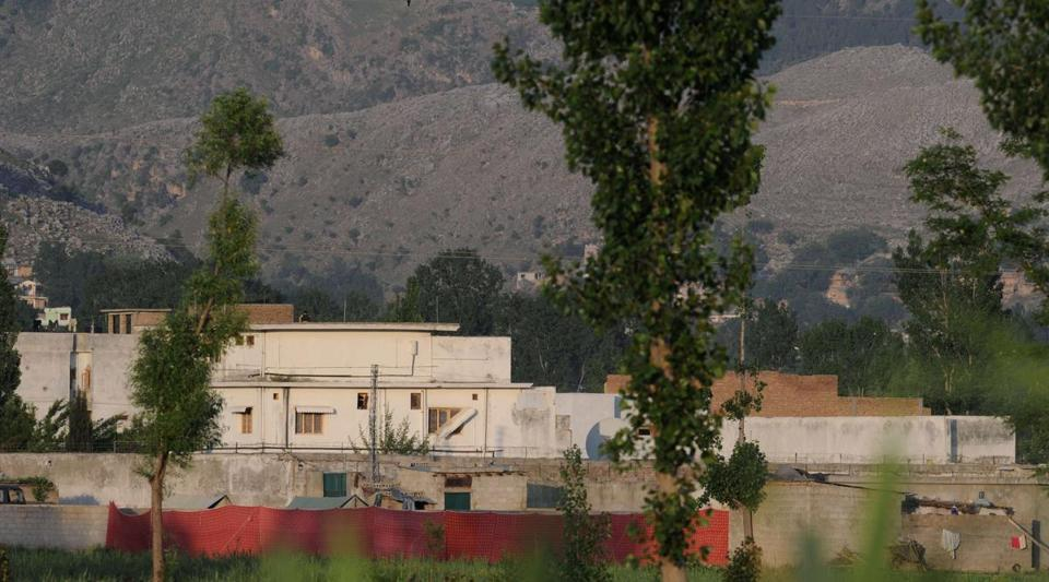 President Obama ordered the raid on Osama bin Laden at this hideout in Pakistan. The scope of the war on terrorism and presidential authority has come under new scrutiny.