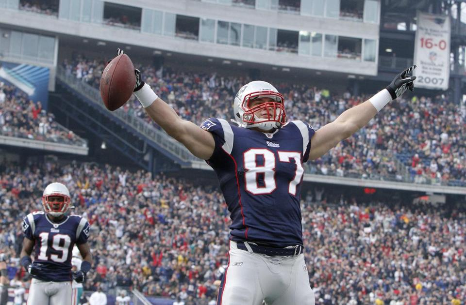 Is Rob Gronkowski the best tight end in the NFL today?
