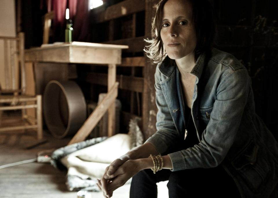 Drummer turned singer-songwriter Sera Cahoone has a new album due out Sept. 25.