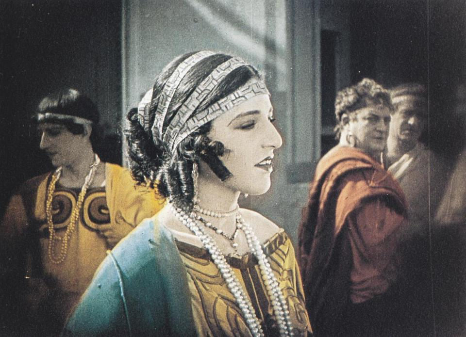 "The Harvard Film Archive offers a free screening of the 1926 silent classic ""The Last Days of Pompeii'' on Sept. 23."