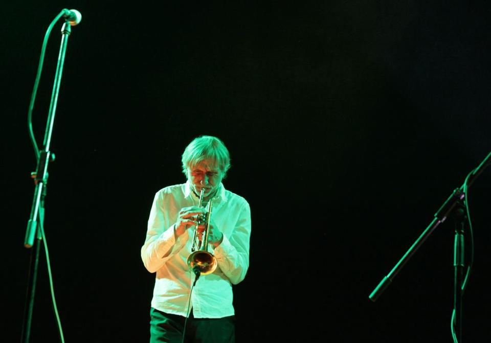 Erik Truffaz brings his quartet to the Regattabar Oct. 23.