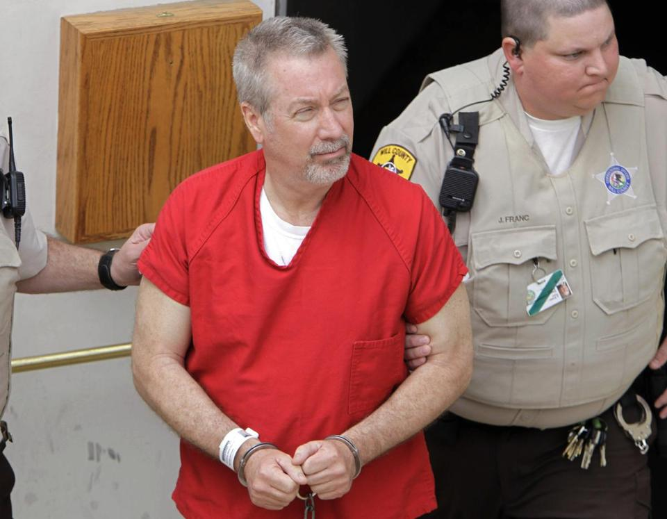 """DREW'S LAW"": The measure let Drew Peterson's wives ""speak from their graves"" through family and friends."