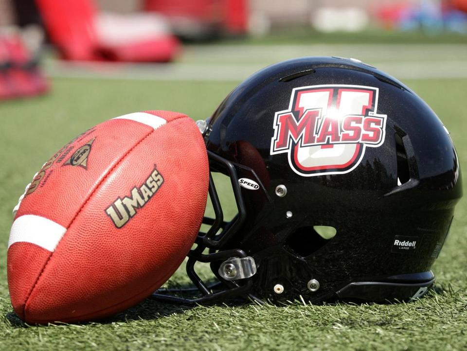 UMass is playing its first year at the highest rung of college football.