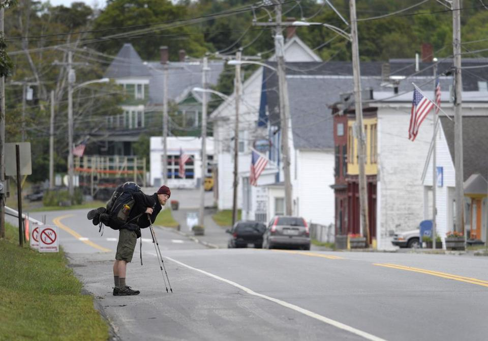 A town that steps up on the Appalachian Trail