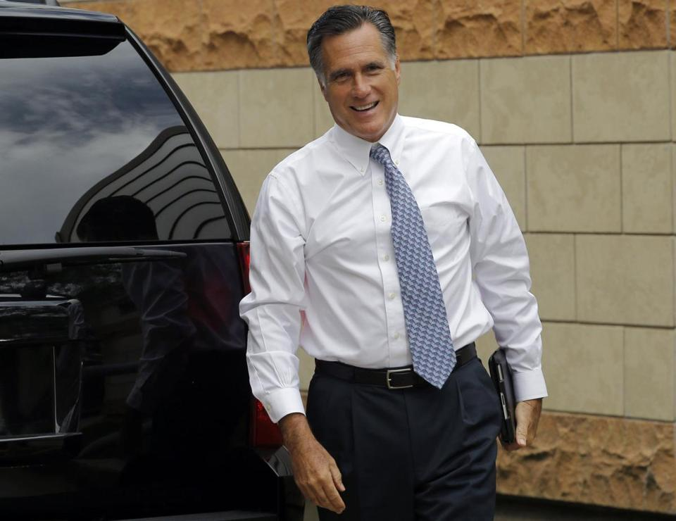 Mitt Romney has proposed a 20 percent reduction of tax rates while maintaining current levels of revenue.