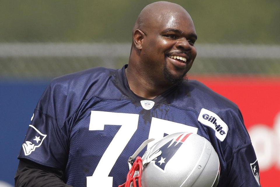 At 30, Vince Wilfork is the elder statesman of a young defense.