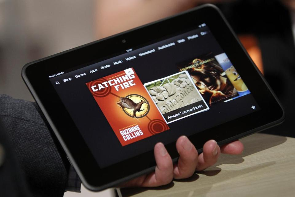 Amazon introduced the Kindle Fire HD last week. It will start shipping on Friday.