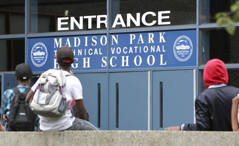 Madison Park Technical High has mayoral support.
