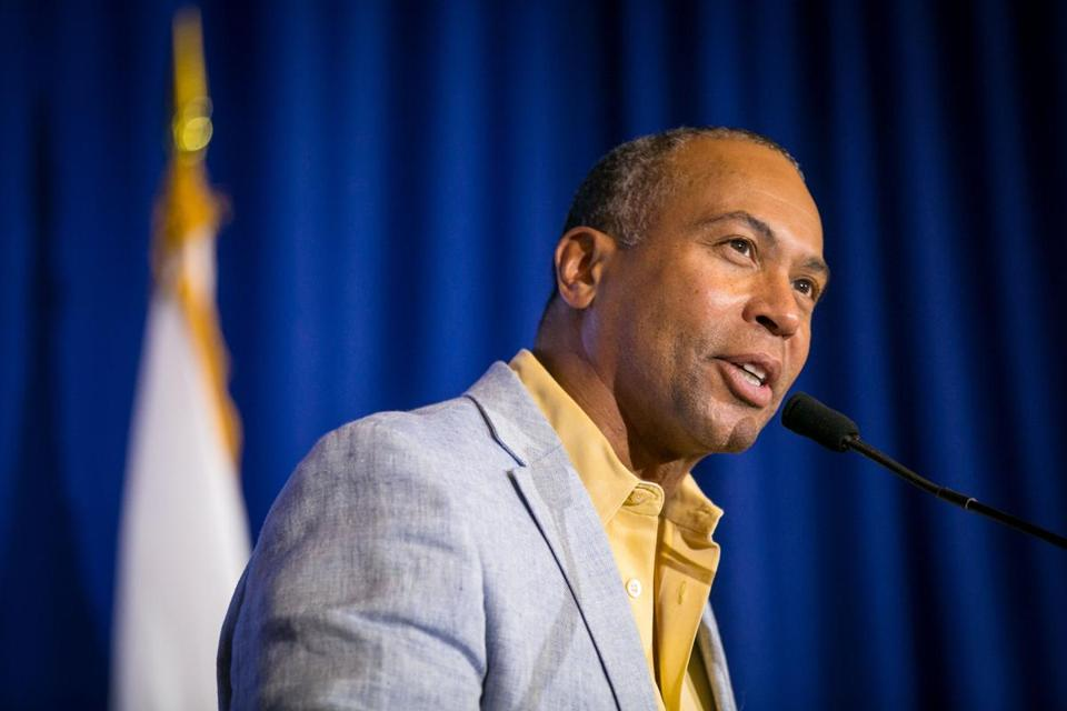 "Governor Patrick defended his handling of the matter, blaming a ""rogue chemist."""