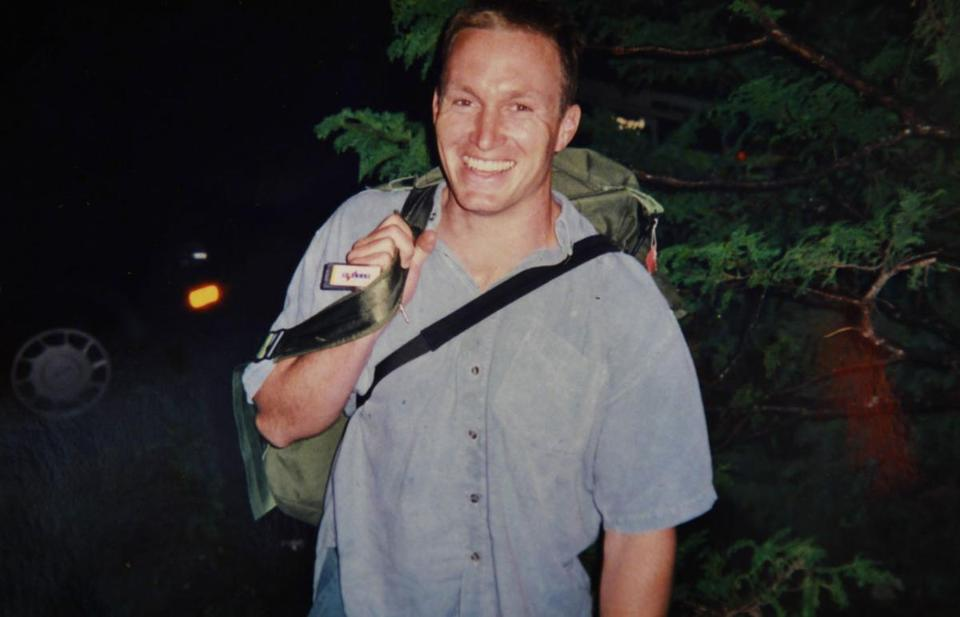 Glen Doherty killed in Libya last month. His mother wants Mitt Romney to stop talking about an encounter with him.