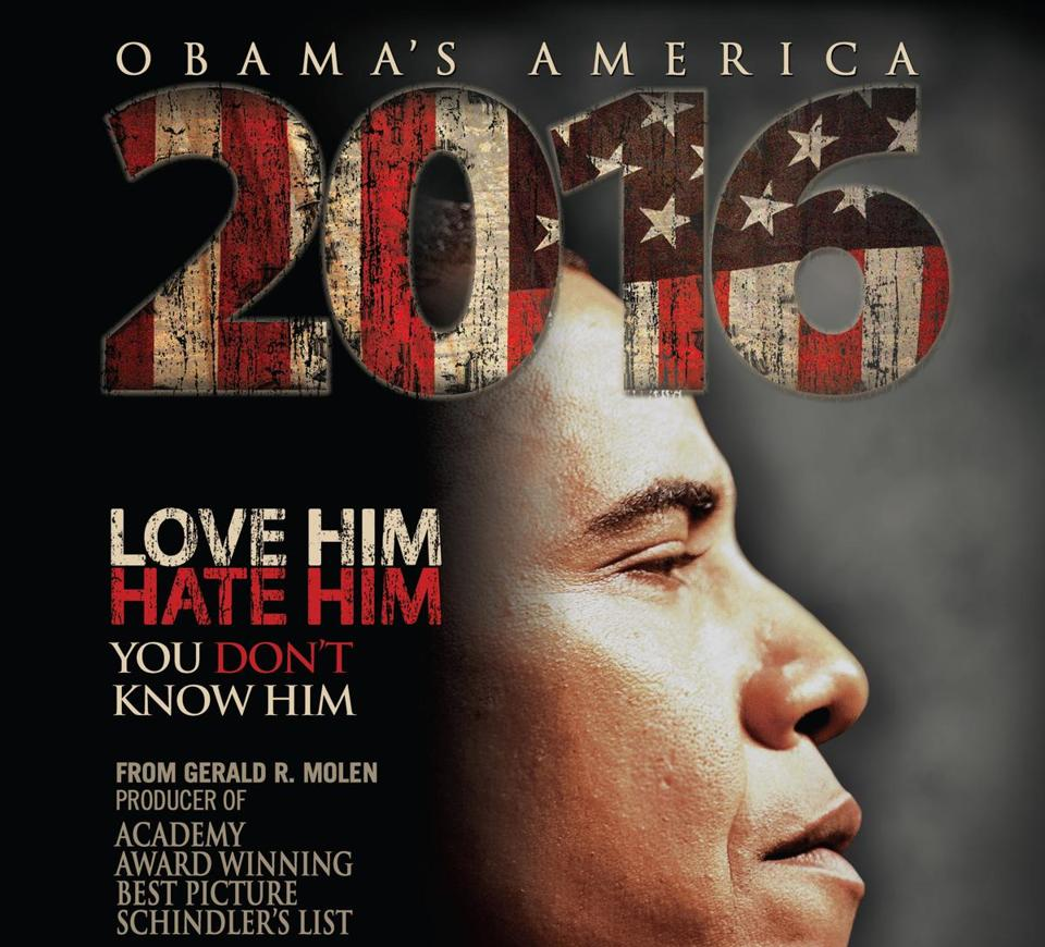 "Partisan movies like ""2016: Obama's America'' that attract highly motivated audiences are important to movie houses that want to fill seats."