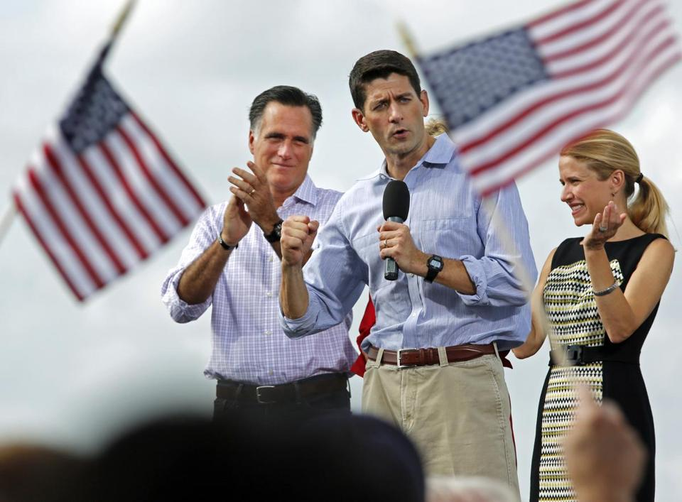 The plan backed by Mitt Romney and running mate Paul Ryan would give beneficiaries vouchers to buy insurance.