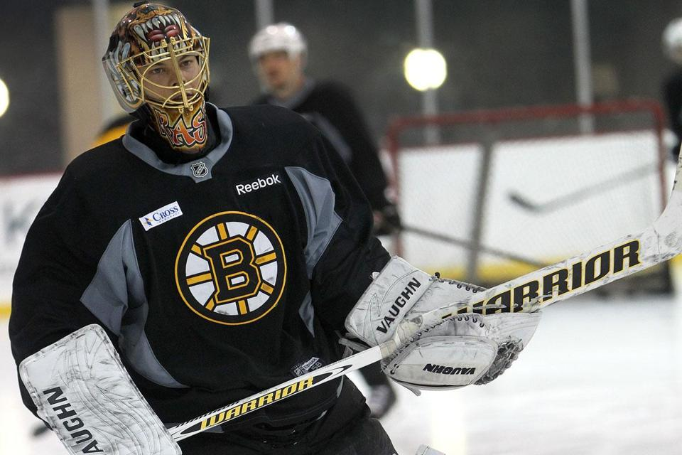Tuukka Rask will play in the Czech Republic during the NHL lockout.