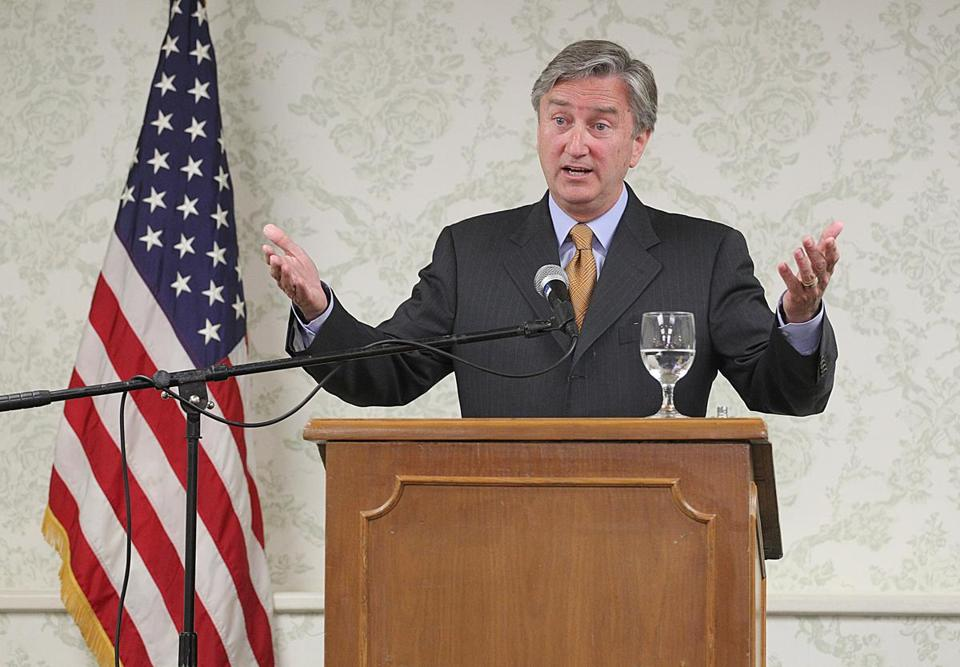 John Tierney had promised to release his tax returns during a July 3 press conference.