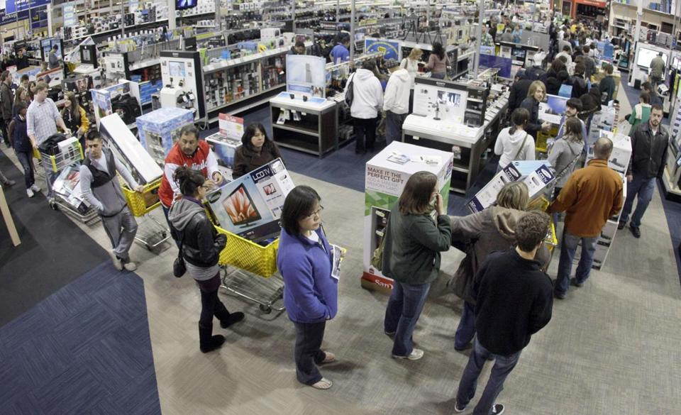 In an effort to boost holiday sales, Best Buy is allowing stores to match competitors' online prices in some cases.