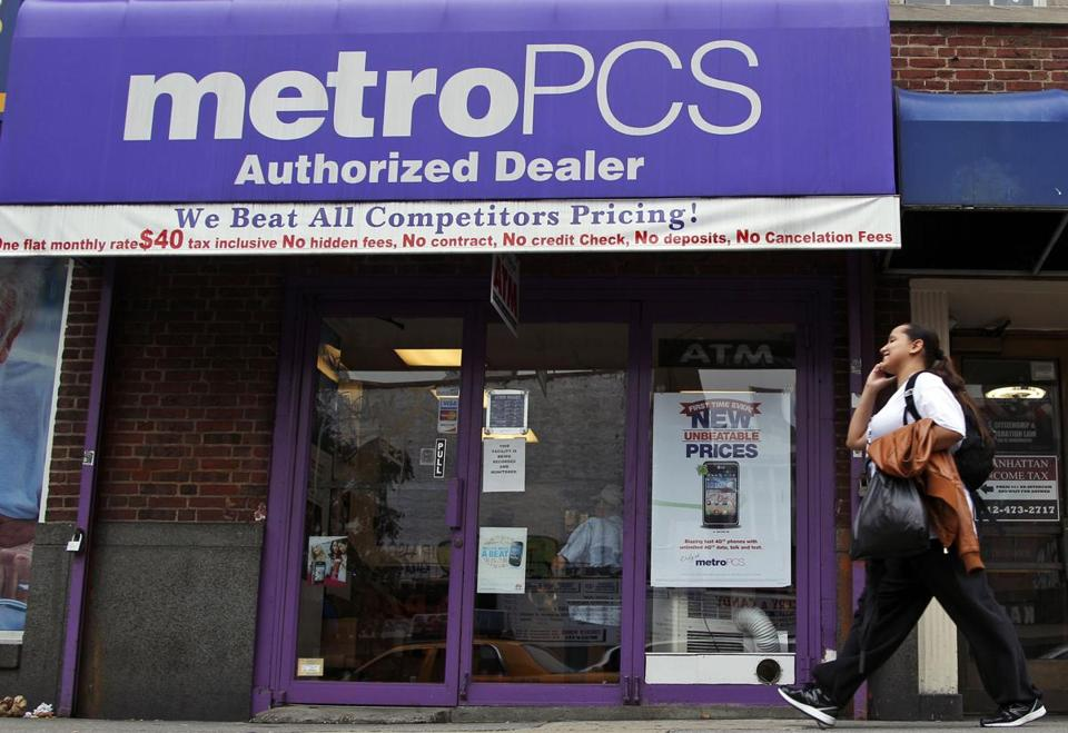 MetroPCS shareholders will vote on the merger with T-Mobile on April 12.