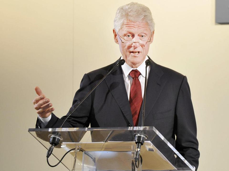 Bill Clinton has campaigned for President Obama in battleground states since the Democratic convention.