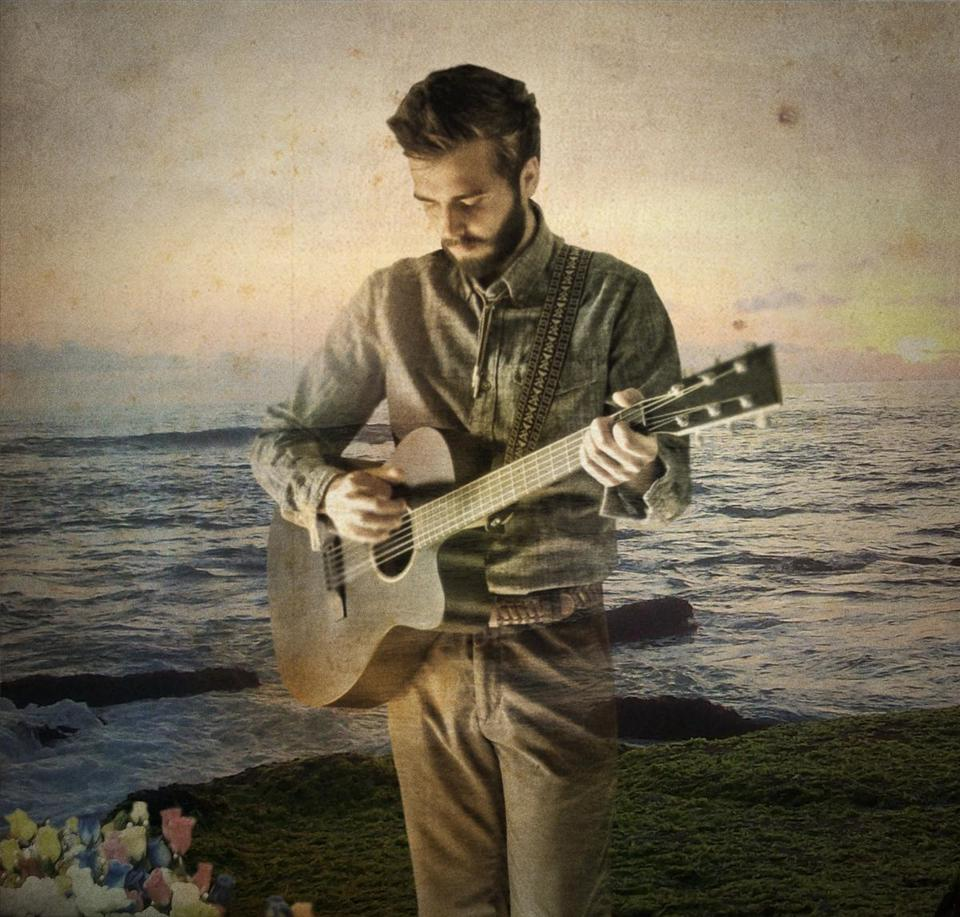 """I tried to do stuff that was evocative of movie soundtracks and spaces and places. I was trying to create those environments and then tell a story with the lyrics,"" says Ben Schneider of the songs on Lord Huron's new album, ""Lonesome Dreams."""
