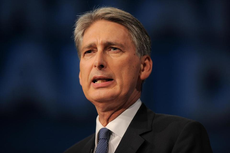 """We want to see this company prospering as a commercial business,"" said  UK Defense Secretary Philip Hammond."