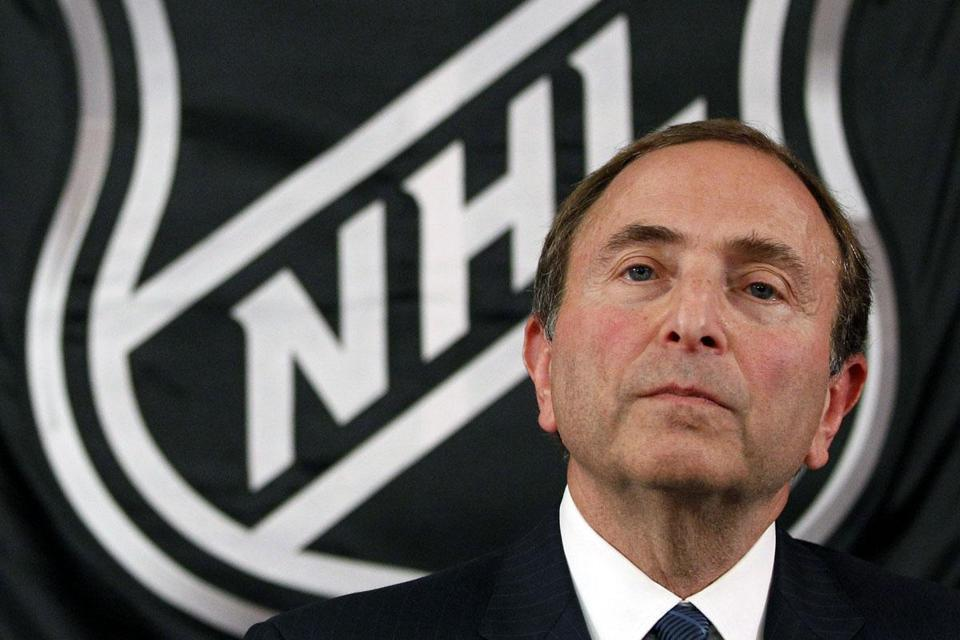 The owners and the execs who mind the stores of their 30 teams are saying next to nothing for the record. That's the way commissioner Gary Bettman conducts business.